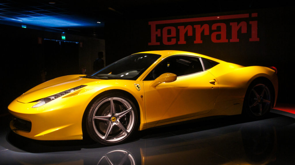 Automuseum Turijn, Italië