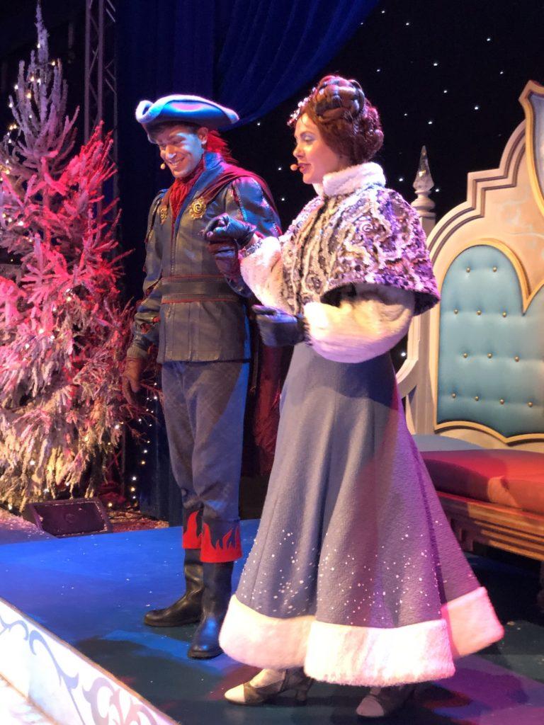 Vuurkoning en sneeuwprinses