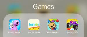 Kinder app