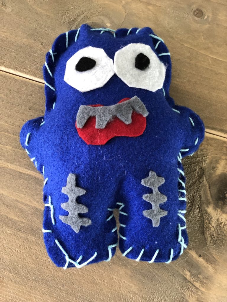 monster knuffel