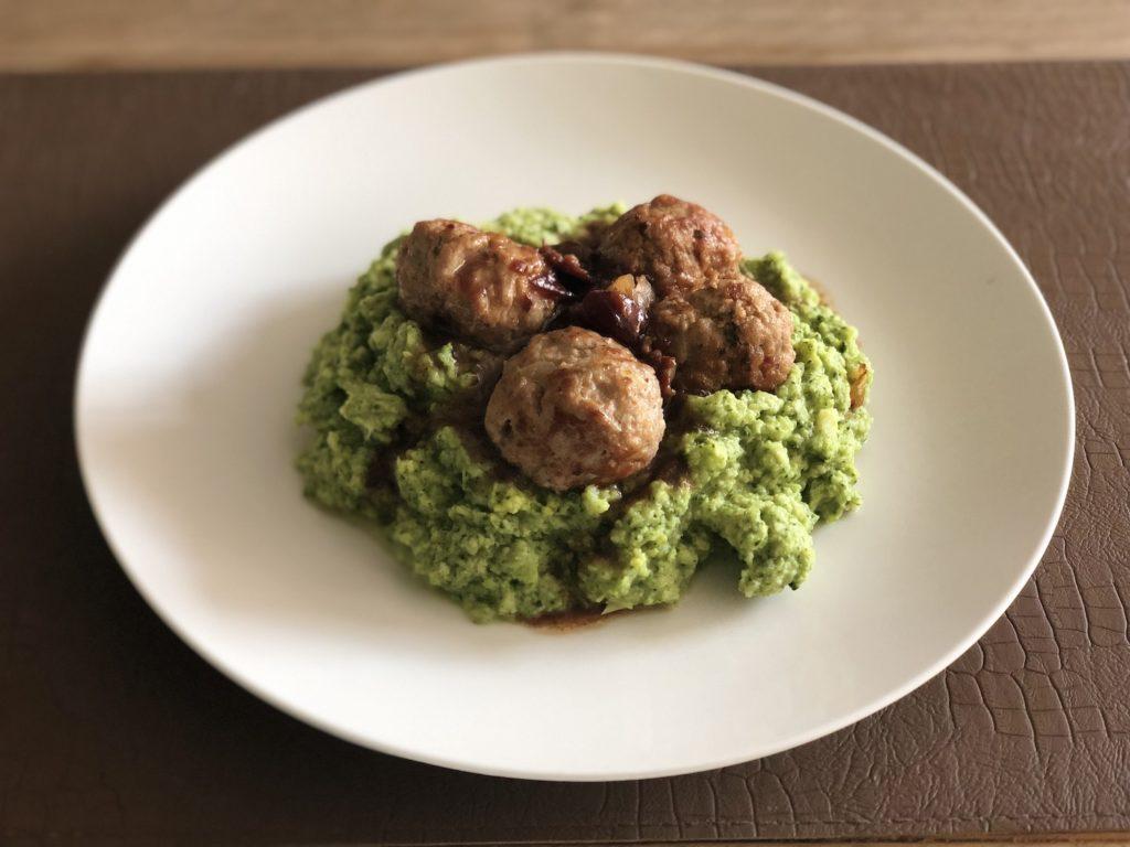 broccoli gehakt