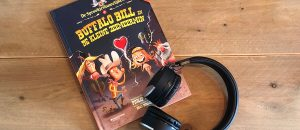 Buffalo Bill en de kleine Zeemeermin Luisterboek