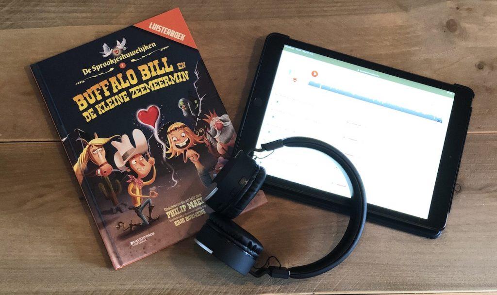 Luisterboek Buffalo Zeemeermin