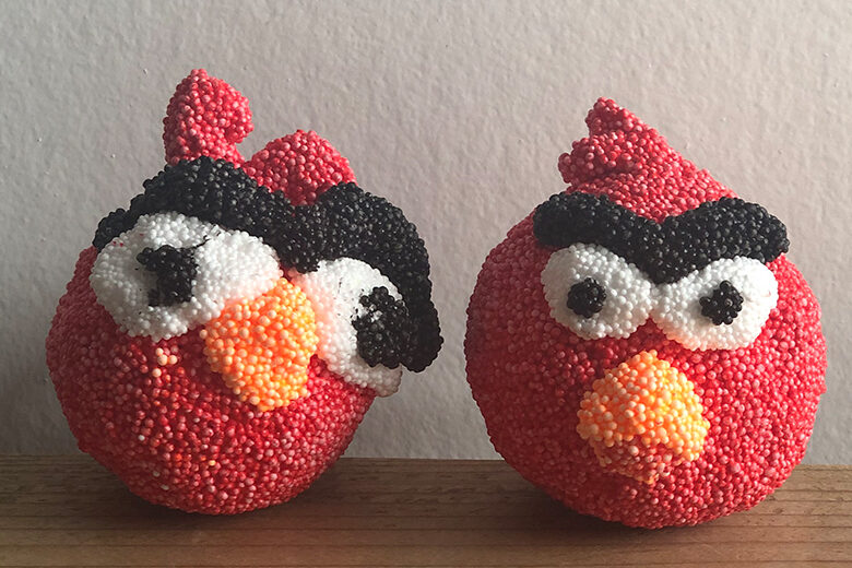 AngrybirdRed