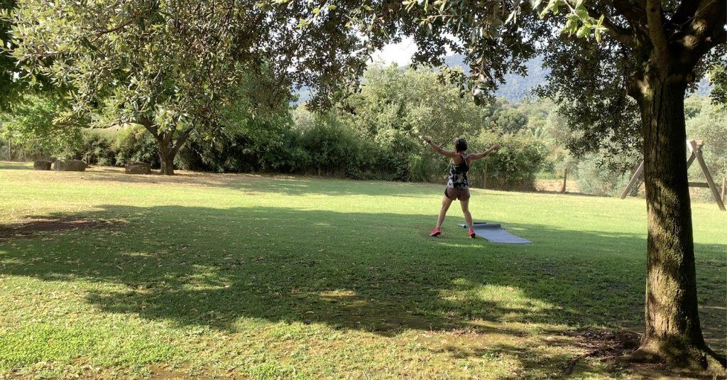 Workout gewoontes
