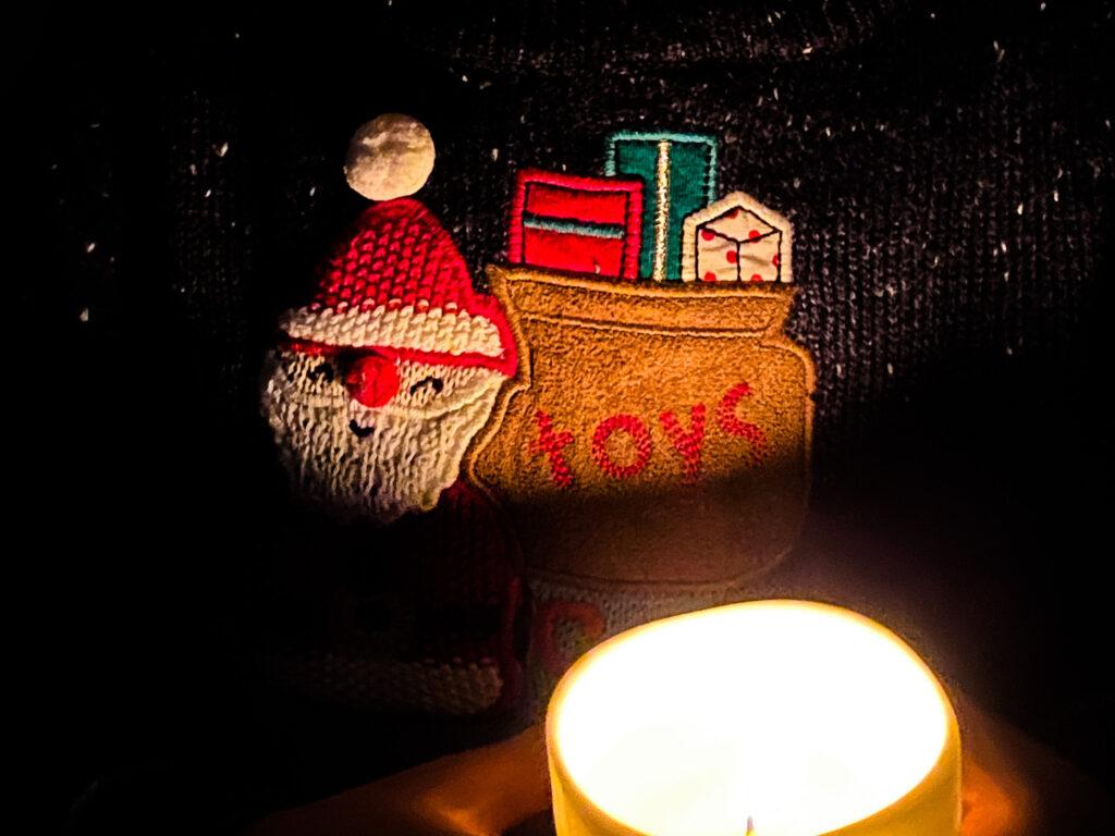 Kerstlichtje