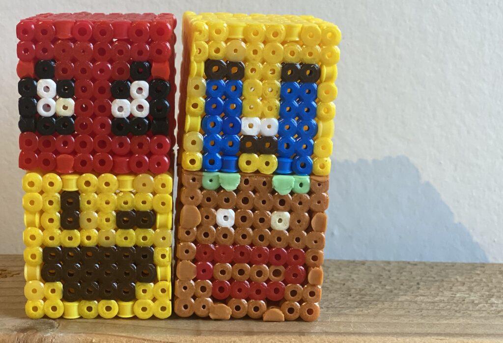 MinecraftStrijkkralen