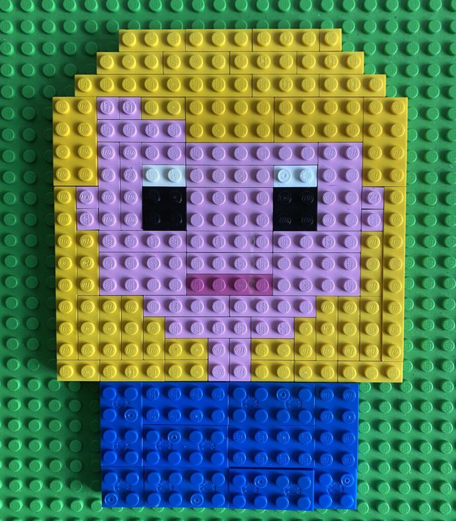 Legomeisjekorthaar