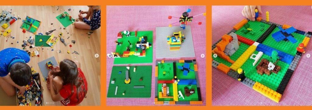 Deelname Lego gezelschapsspel