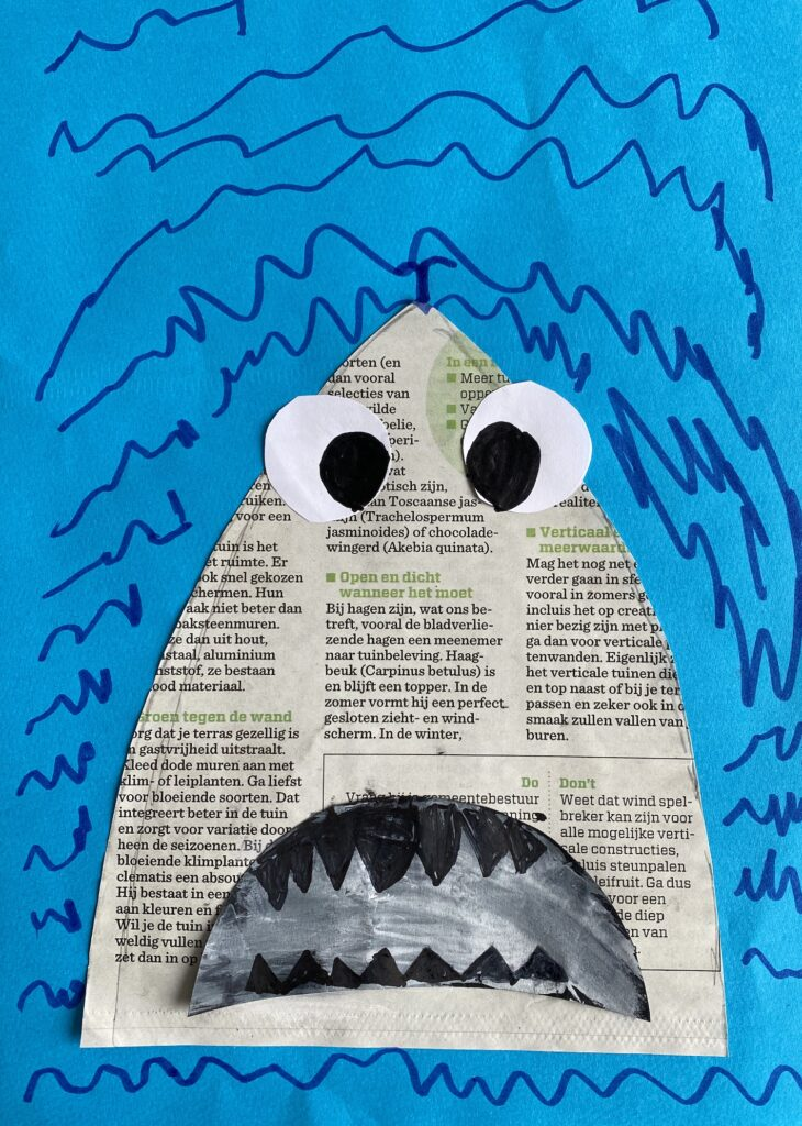 Kranten haai