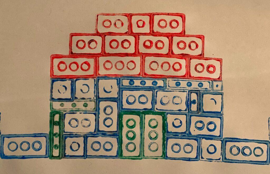 LegoHuisje