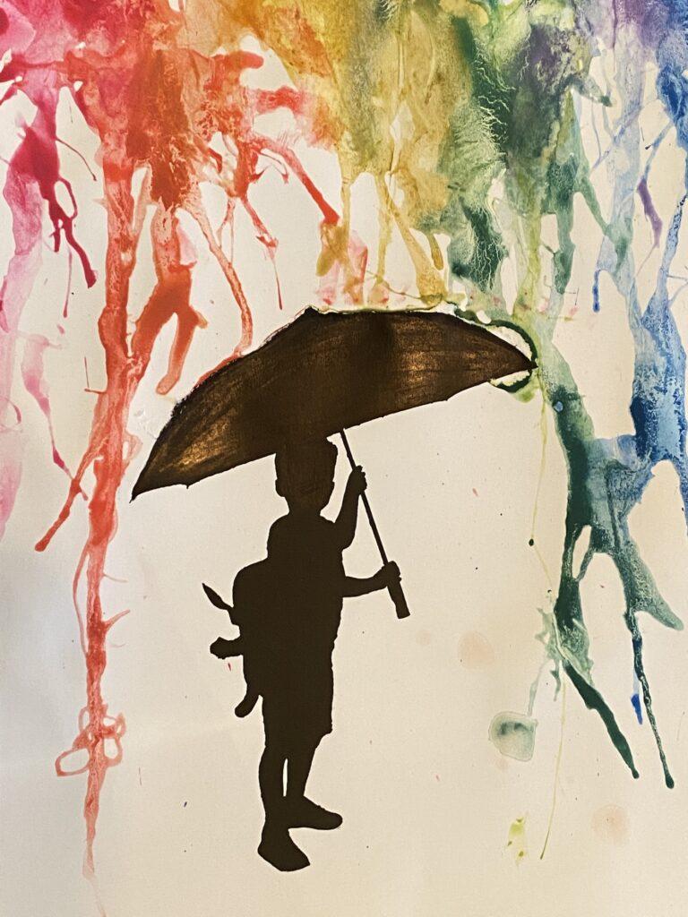 Regenboogregen