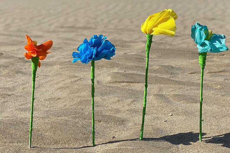 Strandbloemen