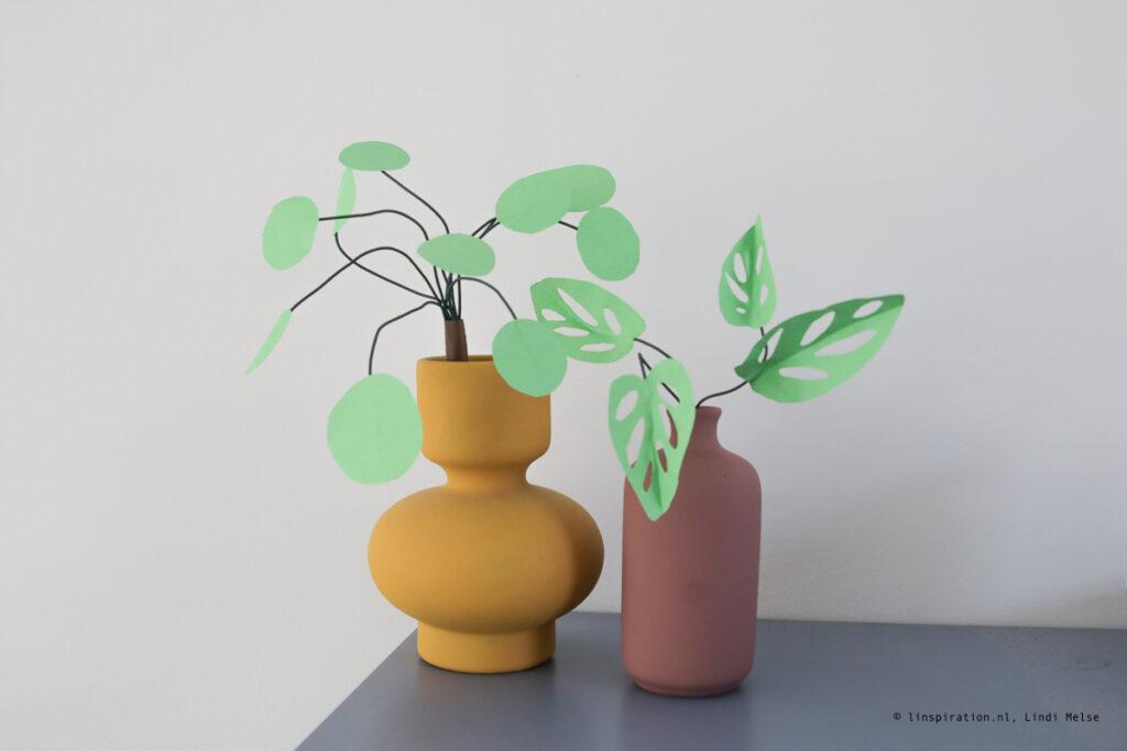 Maak-je-eigen-papierplant-voor-in-huis