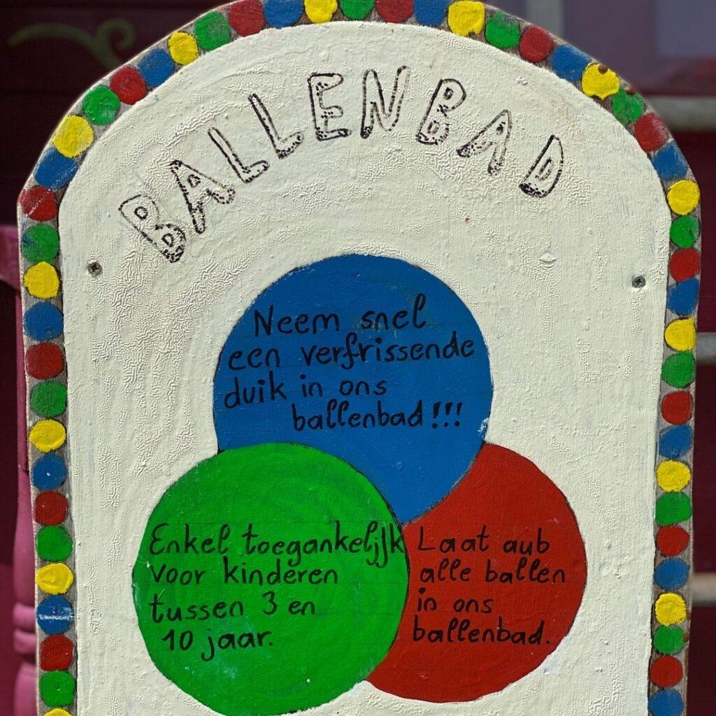Gispy Village ballenbad